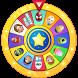 Wheel Of Surprise Eggs by KidsUnityApps