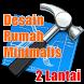 Ide Desain Rumah Minimalis 2 Lantai by little Studio