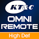 OMNI Remote HD by KT&C