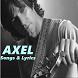 Axel Te Voy a amar New Musica Letras by SatriaStudio
