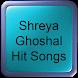 Shreya Ghoshal Hit Songs by Hit Songs Apps