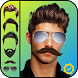 Men's Hair Styler and Mustache by Alfarisqy