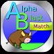 Alpha Blast Match Kid Phonics by Eau Claire Software