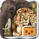 VR Jurassic Jungle Safari by GamesBuzz Studio