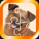 Jigsaw Puzzle - dog by Myjika Inc.