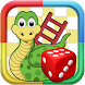 Snakes & Ladders: Online Dice! by Playzio