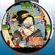 Ukiyoe Toyokuni 1 Watch Face by PD Classic Inc.