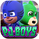 Super Boys - Adventures Masks by SUPERBAK