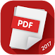 PDF Reader & PDF File Viewer with Text Editor by Atnosoly