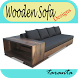 Wooden Sofa Designs by Taranta