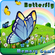 Butterfly Memory Game by aArtRice