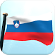 Slovenia Flag 3D Free by I Like My Country - Flag