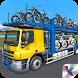 Bike Transport Truck Driver by Kooky Games