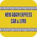 New Adam Express Car & Limo by LimoSys Software