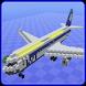Best Minecraft Airplane by azstudio