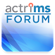 ACTRIMS Forum 2017 by Core-apps