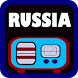 Russia Live FM Radio Stations by Enkom Apps