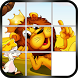 Slide Puzzle - Cartoon Animals by Toonom