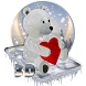 Teddy Bear Love 3D Theme by Elegant Theme
