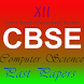12th cbse computer science pap by Mindwave