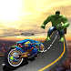 Incredible Monster Hero: Sci Fi Bike Adventure by Magnet Mind Studios