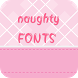 Naughty Font for FlipFont , Cool Fonts Text Free by Free FlipFont Studio