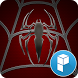 Red Spider launcher theme by SK techx for themes