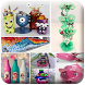DIY Plastic Bottles Craft by InDroid