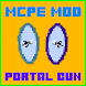 Gun Portal 2 Mod for MCPE by Laa Studio
