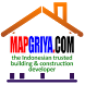 MAP Perumahan Real Estate Surabaya