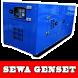 Genset Rental Service by Galaksi Komputer