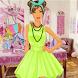 Girl Dress Up Game by Bernadette BIOSSE
