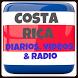 Costa Rica Diarios & Noticias by LatamTrack