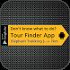 Tour Finder by Stefan Sommer
