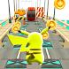 Subway Pikachu City Runner by AbouAyoube