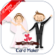 Wedding Invitation Card Maker by pixel media apps