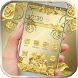 Gold Flower Luxury Theme by Theme Worlds