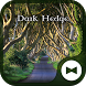 Fantasy Wallpaper Dark Hedge Theme by +HOME by Ateam