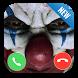 clown killer calling prank by care.inc