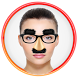 Funny Eye Nose Glasses change by Free Apps House