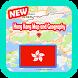 Hong KongMap and Geography