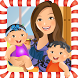 Twins baby Care:NewBorn Doctor by Princess Pet & Kids games
