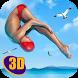 Cliff Flip Diving 3D by Super Sport Team