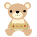 Pretty Bear Calculator by RKP.Ma