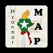 Yangon Burma Map by Map City