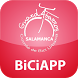 Guardabarros Bici Salamanca by FerBic2cv