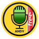 ANDY Voice Assistant (FREE) by ETX Software Inc. (74tech.com)