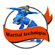 Martial technique by kandaapps