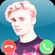 A Fake Call From Justin Bieber Prank Vid