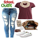 School Outfit by picturedroid